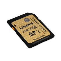 Kingston Memoria Sdhc/sdx 256g Clase 10 Uhs-i 90mb/s Lectura