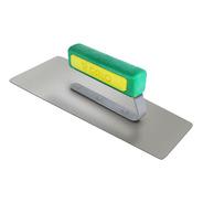 Desempenadeira Em Aço Inox Para Efeitos Marmorato E Cimento Queimado Decorativos 308 - Galo