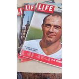 Lote Revistas Life En Español 5 Revistas - 1961/2