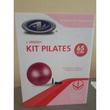Kit Para Pilates 65 Cm 3 Elementos