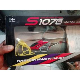 Helicóptero Inalámbrico Modelo 107g