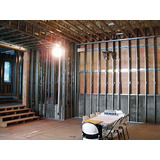 Panel Acústico, Barrier, Lana, Durlock Yeso, Acústica X Mt2