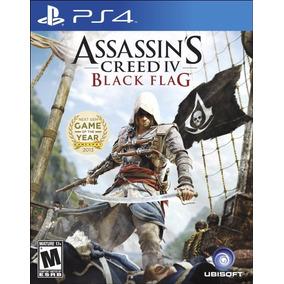 Assassins Creed 4 Black Flag Juego Ps4 Playstation 4 Stock