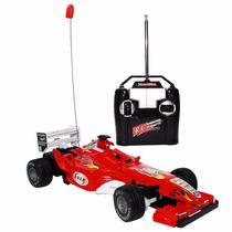 Carrinho De Controle Remoto Formula 1 F1 Rapido Deluxecar