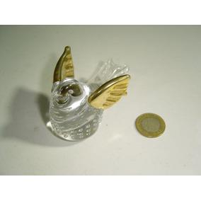 Figura Pequeña De Cristal De Murano Paloma