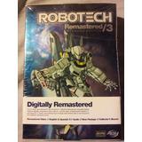 Robotech Remastered Vol. 3 Español + Envío Gratis!