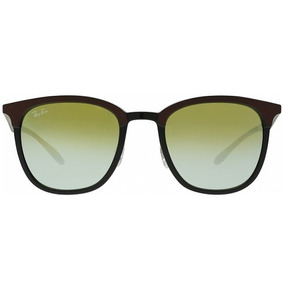 283a579386fdb Ray Ban Justin Preto Fosco Espelhado De Sol - Óculos no Mercado ...