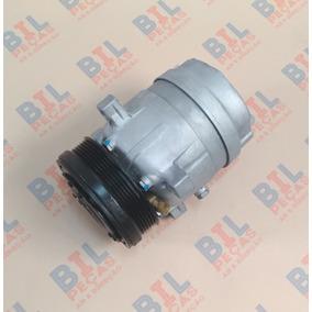 Compressor De Ar Omega 2.0 /2.2 Polia V E 6p Remanufaturado