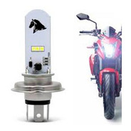 Lâmpada Led H4 Moto Universal 8000k