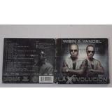 Wisin & Yandel - La Revolución, 2 Cd + Dvd