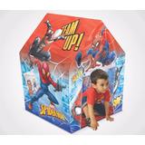 Centro De Treinamento Spider Man - Lider 2534