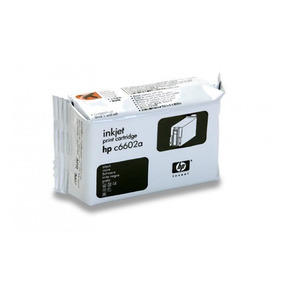 Cartucho Original Hp C6602a Black - 18 Ml. P/ Inkjet 6000