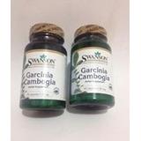 2 X Garcinia Cambogia Quemador Grasas Natural -importado Usa