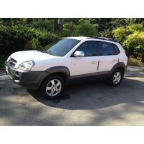 Hyundai Tucson Sincronica 2008 Gl 4x4 Muy Cuidada