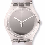 Reloj Swatch Shiny Moon Suok121   Original Envío Gratis