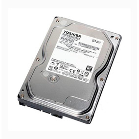 Disco Duro Interno Pc Rigido 1tb Toshiba 3.5 Sata 3