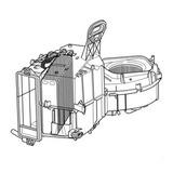 Caja Climatizador Con Evaporador Citroen Berlingo