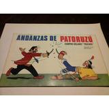 Revista Patoruzu N 611 Compro Dolares Truchos Mayo De 1995