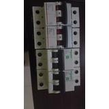 Interruptores Termomagneticos 16a A 32a / Nuevos Originales