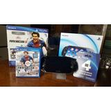 Sony Ps Vita Original 4gb + Juego Nuevo Somos Tienda