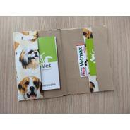 Porta Carteira Vacina Cachorro