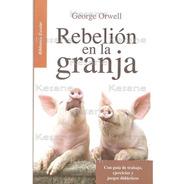 Rebelión En La Granja George Orwell Libros Juveniles Escolar