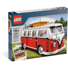 Lego 10220 Combi Volkswagen T1 Camper Van, Creator, Env Grat