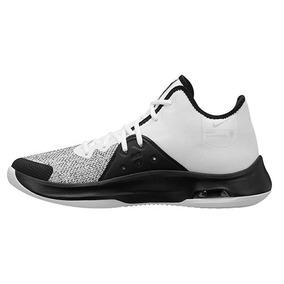 Botin Baloncesto Nike Ao4430100 Air Hombre Blanco 25-29 Q3