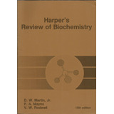 Bioquímica De Harper.