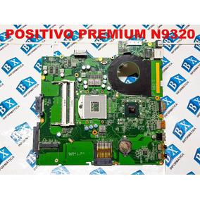 Placa Mãe Positivo Premium N9320 Dasw6hmb8e0 Rev:e I3 I5 I7