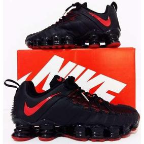 Tenis Nike Shox 12 Molas Original Promoçao f2940c7f451e1