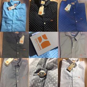 Camisas Hugo Boss Orange.burberry. Armani ! Moda Europea