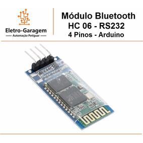 Módulo Bluetooth Hc06 - Rs232 Para Arduino