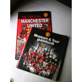Anuario Oficial Manchester United 2010 + Guia Museum