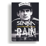 Quadro Decorativo Senna The King Of Rain A4