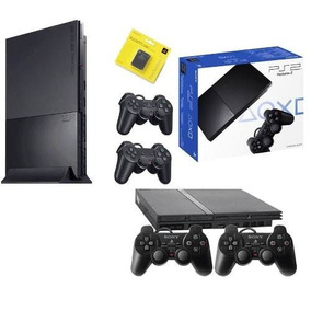 Video Game Playstation 2 Desbloqueado+jogos/garantia!