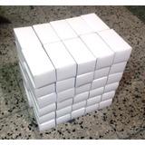 60 Cajitas Cartón Para Oficina Regalos Papelería E Industria