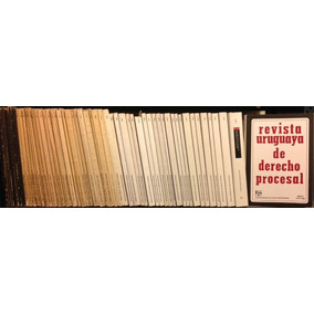 Revista Uruguaya De Derecho Procesal