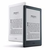 Lector Electrónico Kindle Paperwhite 2018 Pantalla Con Luz