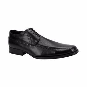 Zapatos 6122 Piel Becerro 24-30 Suela Cuero Forro Res