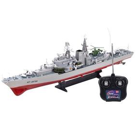Barco De Guerra Portaaviones 1:275 Radiocontro Envio Gratis