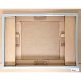Borracha Geladeira Continental Rsv46 - 460 Litros - Jogo