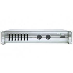 Potencia American Pro 600w Mod Apx Ii 600 300w+300w 4 Ohms