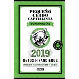 Libro Agenda Pequeño Cerdo Capitalista 2019 Retos Financiero