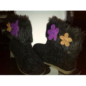 Botas-zapatos Para Niñas