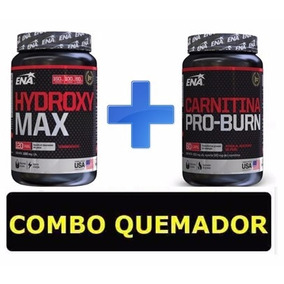Combo Quemador Carnitina Pro-burn + Hydroxy Max