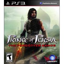 Prince Of Persia: The Forgotten Sands - Ps3 | Lacrado | Novo