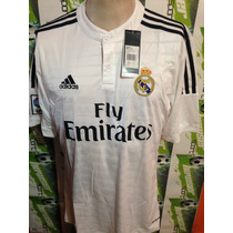 Jersey Adidas Real Madrid 100% Original 2014-2015 Oferta