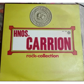 Coleccion Hermanos Carrion Serie Rock Disco Lp Vinilo Acetat