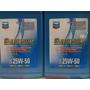 Aceite Chevron 25w-50 Alto Kilometraje 946 Ml 1quarto